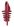 Droppkork, 12 st, röd