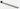 Glashängare, 40 cm, vägg, svart