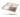 Stekkniv, ljus horn, 6 st, Claude Dozorme Laguiole