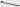 Glashängare, 40 cm, tak, svart