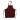 Sommelierförkläde, vinrött, 70 x 90 cm