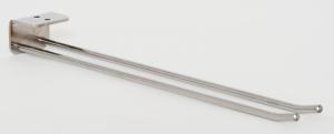 Glashängare, 25 cm, tak, krom