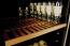 Vinkyl för 168 flaskor, sv dörram
