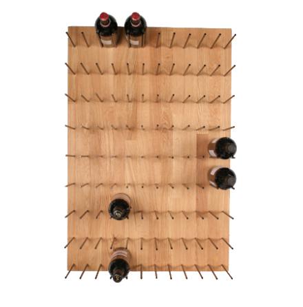 Metal Wood, Panel