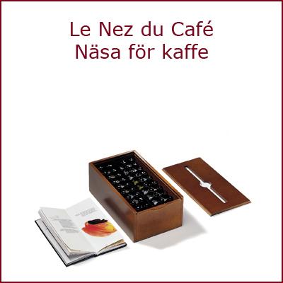 Näsa för kaffe, le Nez du café