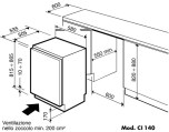 IP CI 140 CF snickerilucka