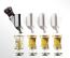 Bottle Master, dosör 3,5 cl, svart