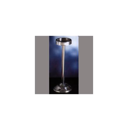 Golvstativ ishink, 19,5 cm, rostfritt stål