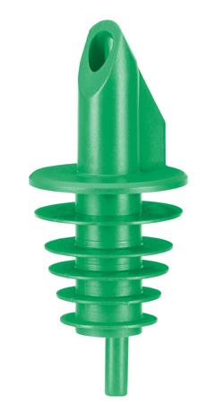 Droppkork, 12 st, grön