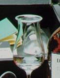 Lock för maltwhiskyglas