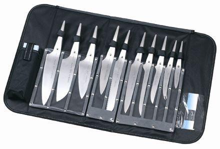 Knivväska komplett