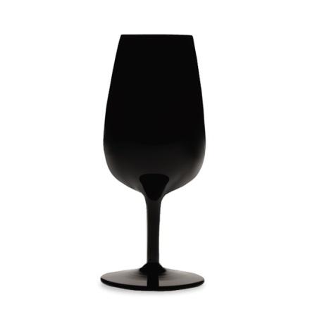ISO-glas, svart för blindprovning