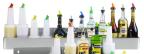 Speedrack för 10 flaskor, 107 x 16 x 10 cm