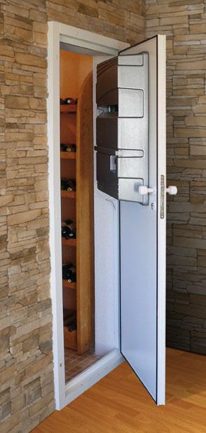 Winemaster PC 15, kyldörr och aggregat