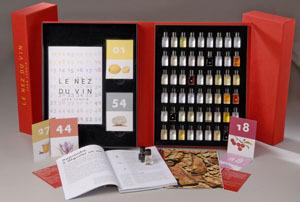 Näsa för vin, 54 aromer