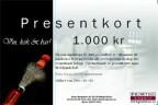 Presentkort 1.000 sek