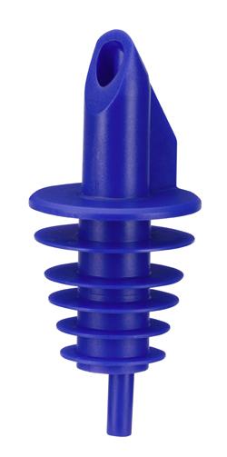 Droppkork, 12 st, blå