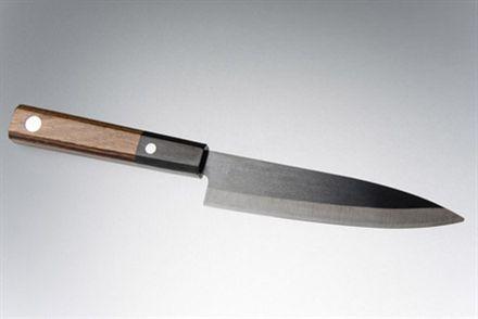 Hi Tech allkniv 13 cm, svart blad